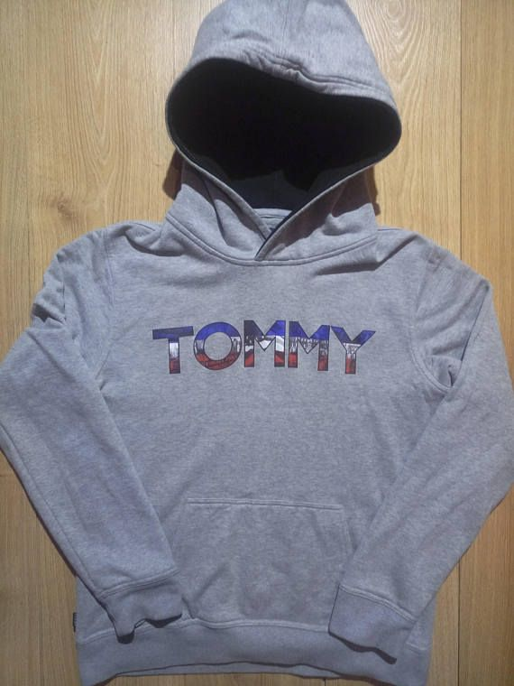 Check out this item in my Etsy shop https://www.etsy.com/listing/582445658/tommy-hilfiger-1985-vintage-mens-hoodie