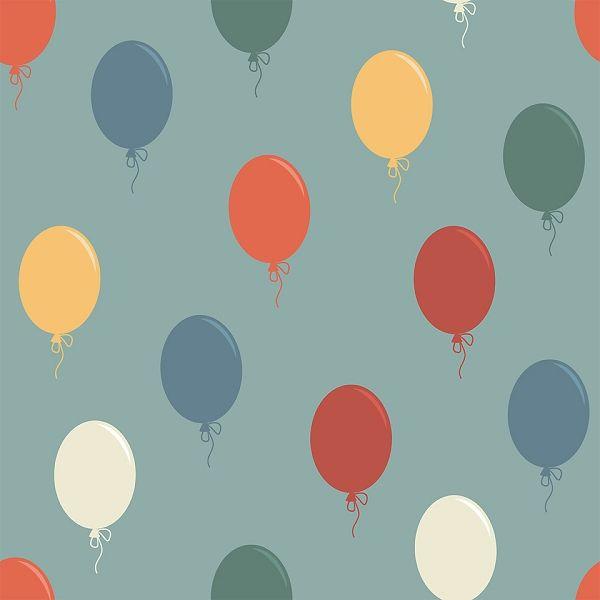 Rising Balloons 1 - Splash Of Color