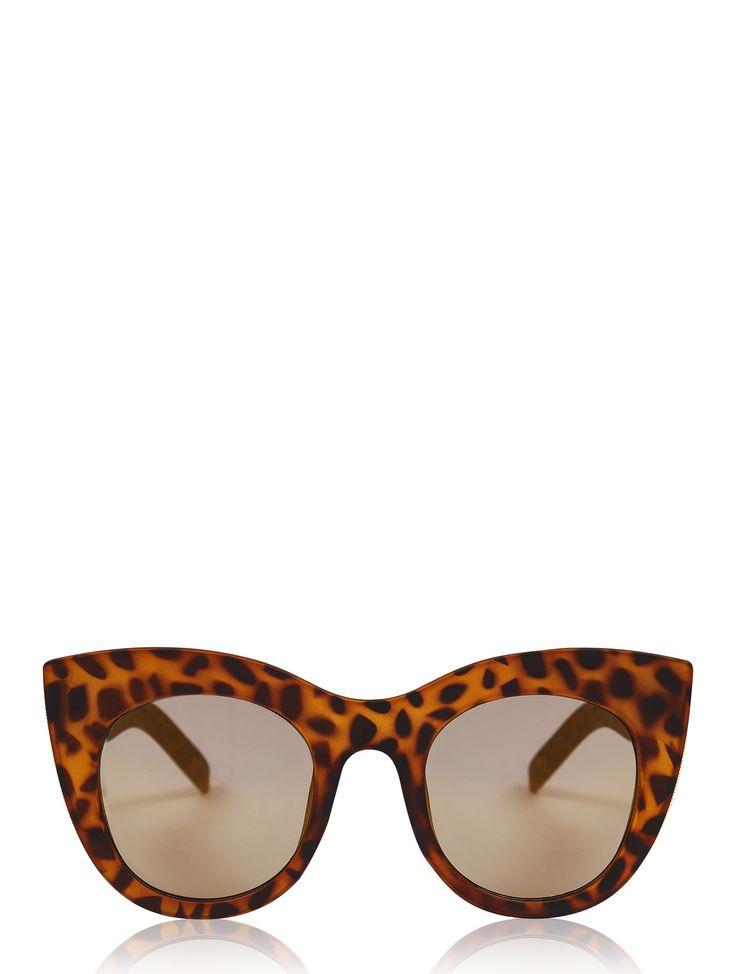 Amelie Tort Chunky Kitten Sunglasses