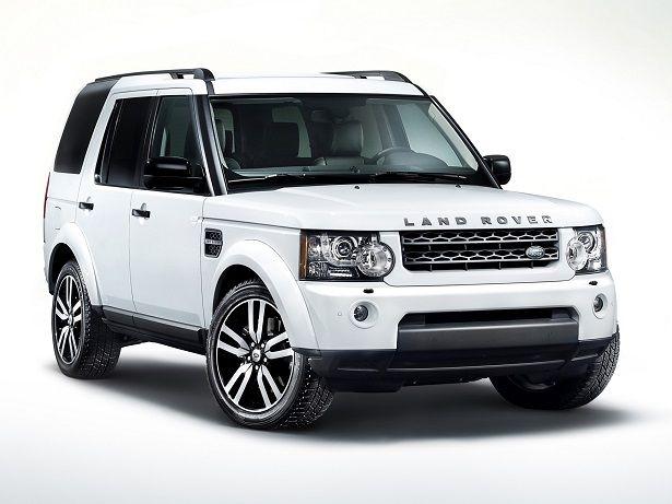 "Land Rover Discovery 4 ""Landmark"" (2011)."