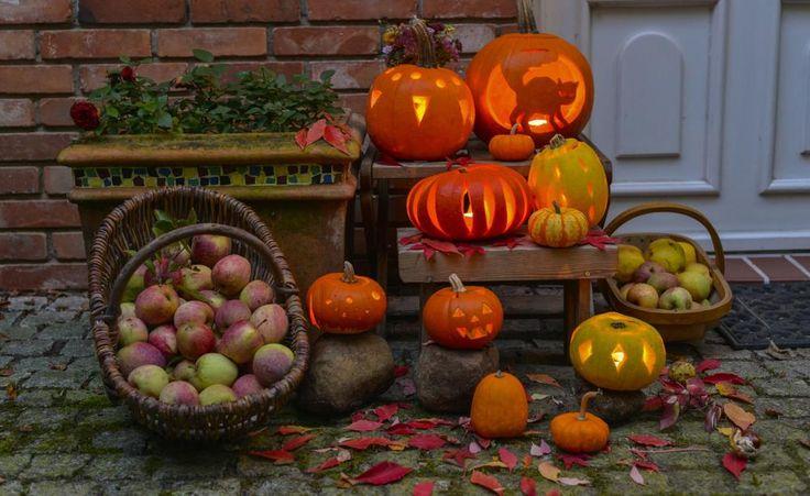 Gruselig schön. Die Nacht vom 31. Oktober auf den 1. November steht mittlerweile auch bei uns in Deutschland ganz im Zeichen von Halloween