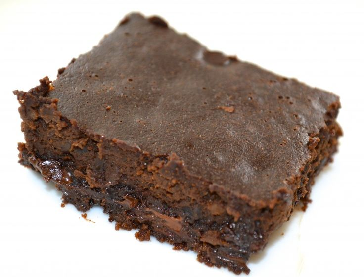 BLACK BEAN BROWNIES ------------ 1-15 oz can of black beans, drained and rinsed 3 egg whites ½ cup of honey (or agave nectar) ½ tsp of vanilla extract ½ cup of unsweetened cocoa powder ½ tsp of baking soda Optional: ½ cup of dark chocolate chips