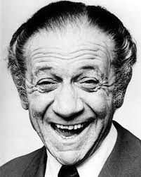 The brilliant Sidney James (born Solomon Joel Cohen, 1913 - 1976) was a South African-born English-based actor and comedian. He made his name as Tony Hancock's co-star in 'Hancock's Half Hour'. Known for his trademark 'dirty' laugh, master of the double-enténdre, and delightfully lascivious persona, he also starred in the 'Carry On' films.