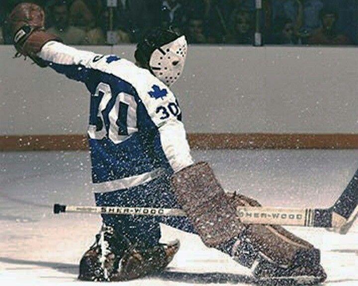 Bernie Parent | Toronto Maple Leafs | NHL | Hockey