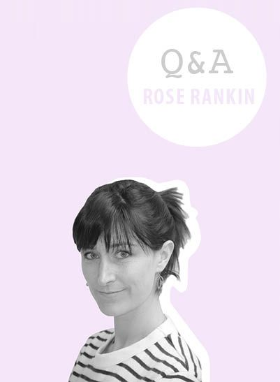 Q&A with Rose Rankin