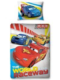 Disney Cars SPEED Junior Dekbedovertrek, €29,95.