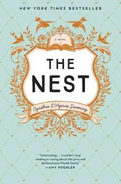 Roxanne - The Nest by Cynthia D'Aprix Sweeney.
