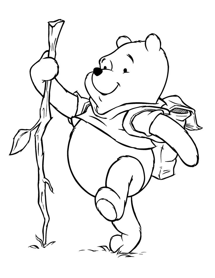 Winnie the pooh on Pinterest | Winnie The Pooh, Piglets and Coloring …