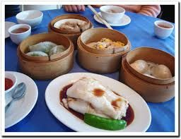 yum cha a favourite when eating with extended family and or friends
