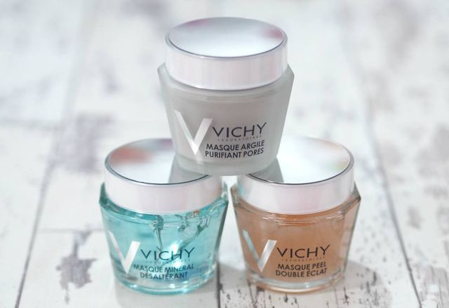 I'm a face mask addict, so naturally when I heard that Vichy were releasing three brand new face masks I was excited. Vichy is my favourite skincare brand, and I'm yet to be disappointed by any of the