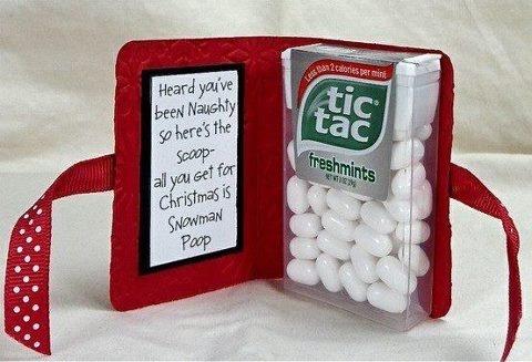 Tic Tac Present