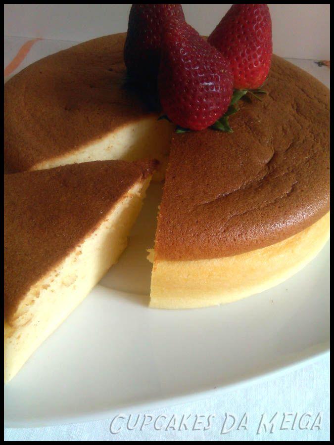 tarta de queso algodon japones