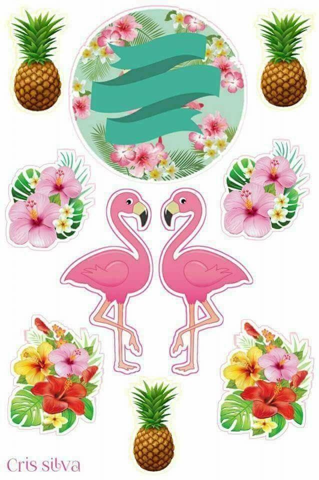4meses Maria Teresa Decoracao Festa Flamingo Festa De Flamingo