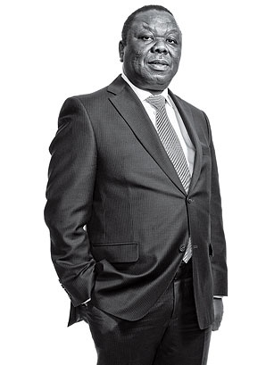 Morgan Tsvangirai talks about working with a man who once wanted him dead.