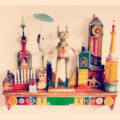 Cool vintage toys