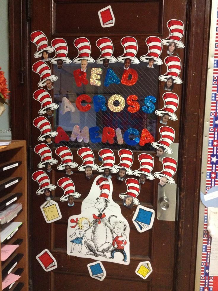 Read Across America Day celebrates Dr. Seuss.