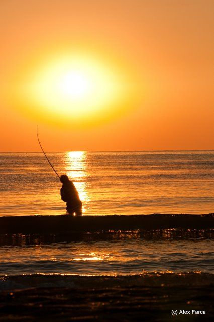 La pescuit de soare | Fishing for the sun
