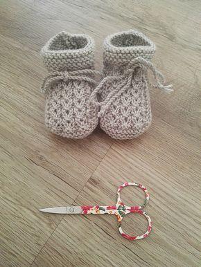 free knitting pattern - Little-Eyes pattern by Inma Gijón
