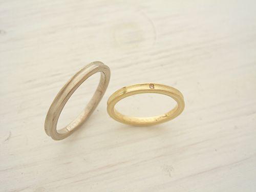 ZORRO - Order Marriage Rings - 081