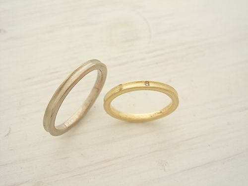 ZORRO - Order Marriage Rings - 081