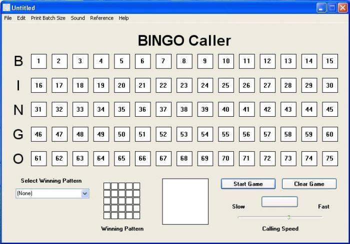 It is a graphic of Bingo Calls Printable regarding online meeting