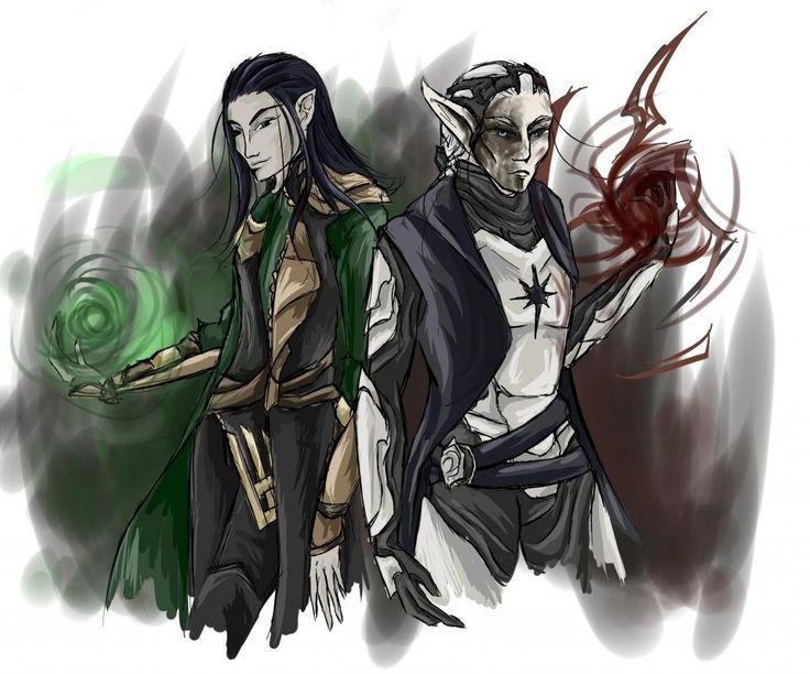 Malekith and Loki | King of the Dark Elves | Pinterest ...