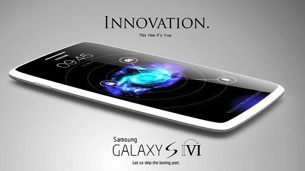 Check out the video showing Samsung Galaxy S6 and Galaxy S6 Edge concept devices