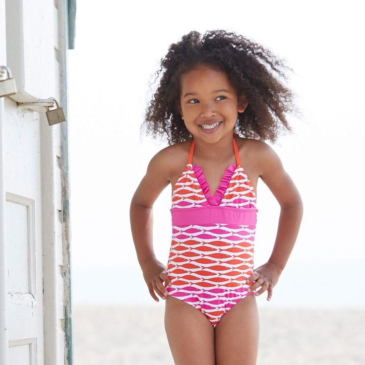 Fish out your favourite Hatley kids' swimwear today! Head over to Hatley.com for our boys, girls and baby collection. #summer #spring #kidsswimwear #kidsswimming #swimming #swim