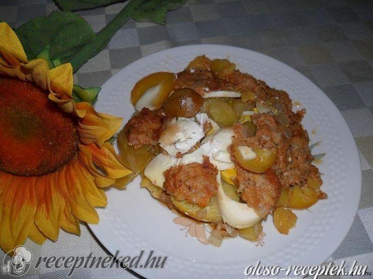 A legjobb Rakott fasírt recept fotóval egyenesen a Receptneked.hu gyűjteményéből. Küldte: Salamon Csilla
