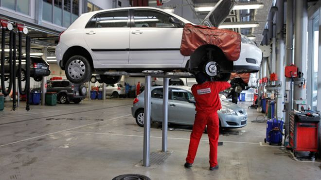 Five Steps to Cutting a Big Car