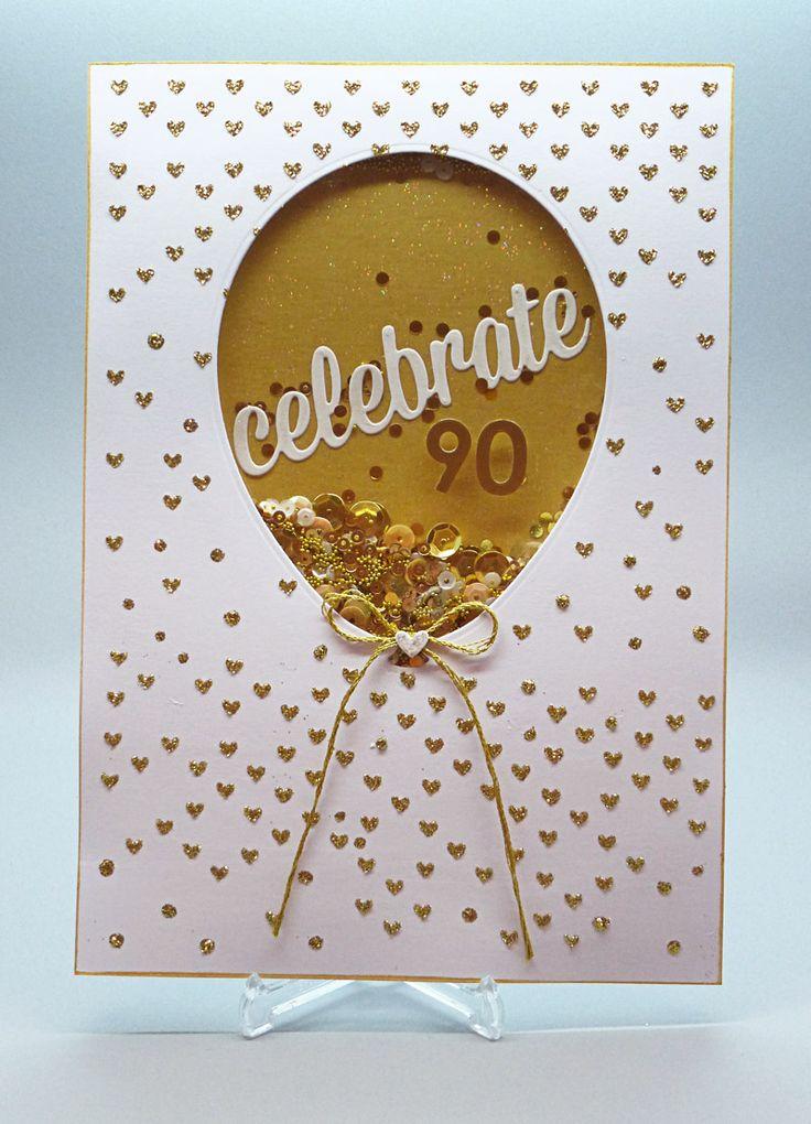 My Card Attic: Mum's 90th Birthday Bash