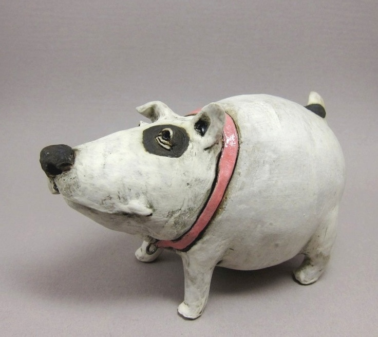 How To Make A Wire Sculpture Dog