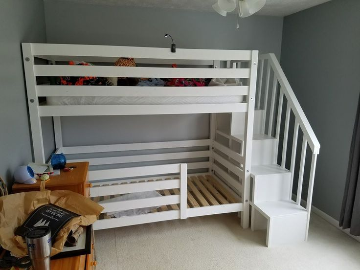 best 25 white bunk beds ideas on pinterest built in bunkbeds built in bunks and bunk rooms