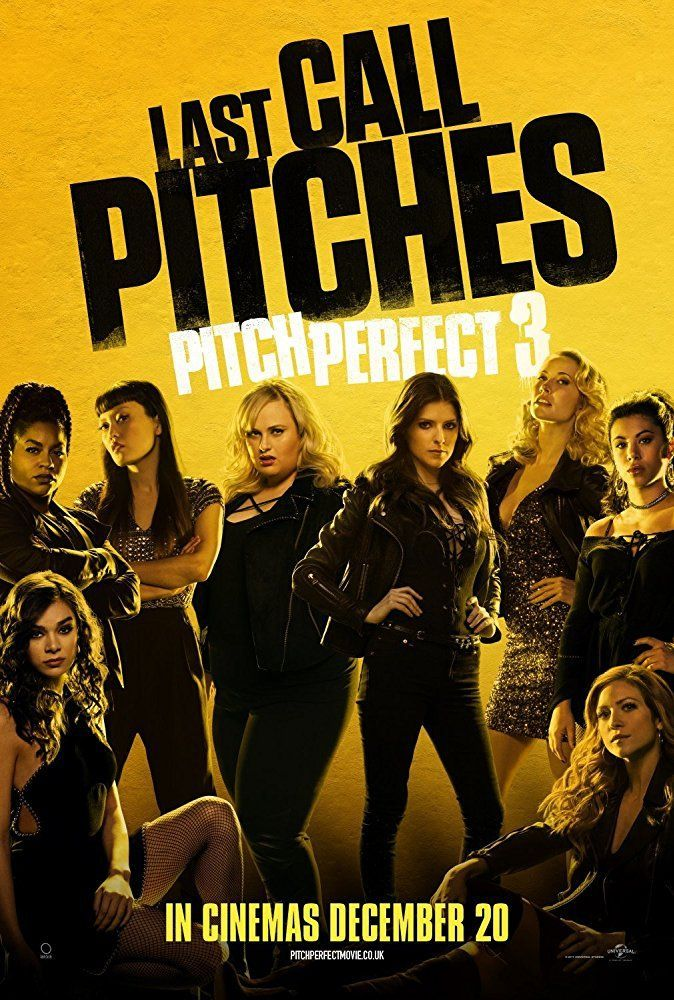 Watch Pitch Perfect 3 (2017) Full Movie HD DVD
