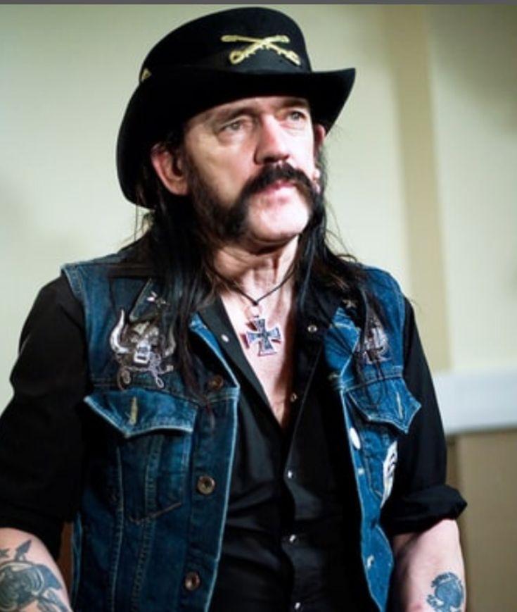 Lemmy Kilmister R.I.P with Eddie Clarke