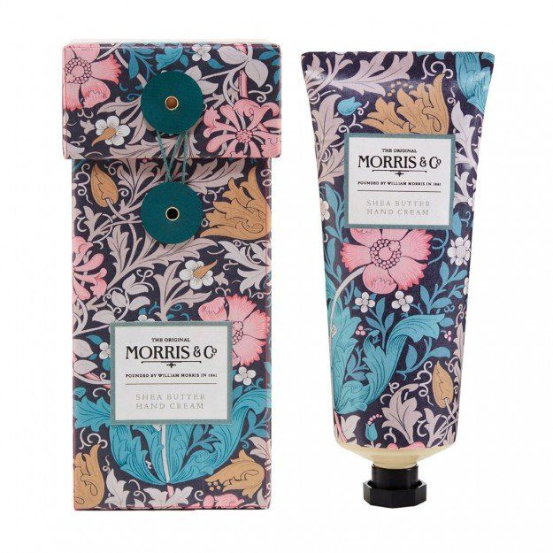Morris Co Pink Clay Honeysuckle Hand Cream Cream Hand