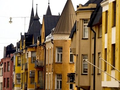 The Charm of Old Helsinki