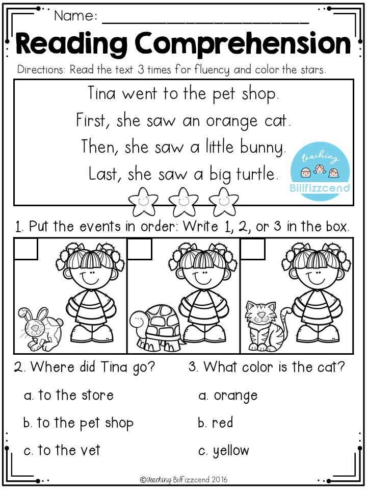 b5b29cd927a874002ada265b9d5cee3d Teaching First Grade Reading Comprehension on worksheets free 1st, practice 3rd, worksheets for third, free 5th,