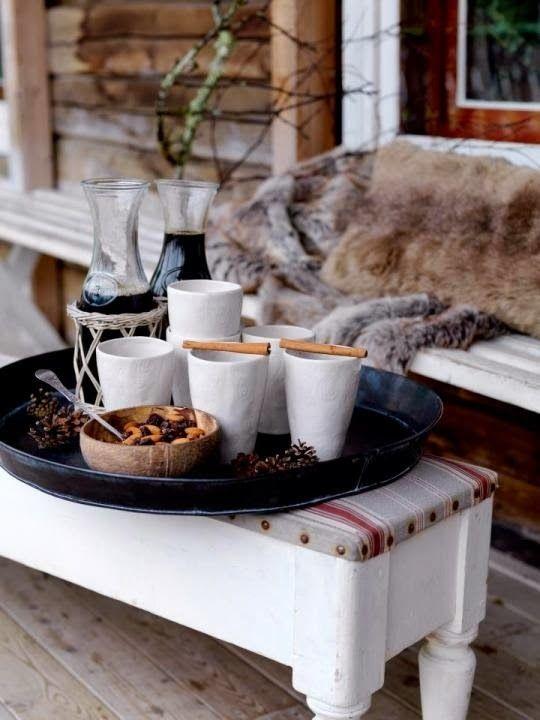 Casas vestidas para el frío . . . en #DECOPEDIA, te vienes? | c@sas de pelicula