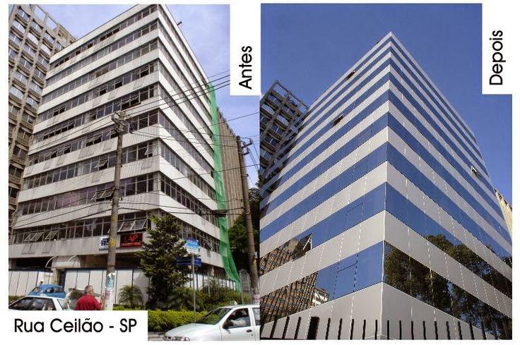 ProjetoMelhor: Imóvel comercial: Aposta em retrofit se mantém, apesar da oferta ser maior que a procura.