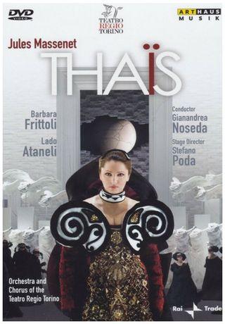 Massenet: Thais / Frittoli, Ataneli, Liberatore, Noseda, Turin Teatro Regio Orchestra Conductor: Gianandrea Noseda Orche...