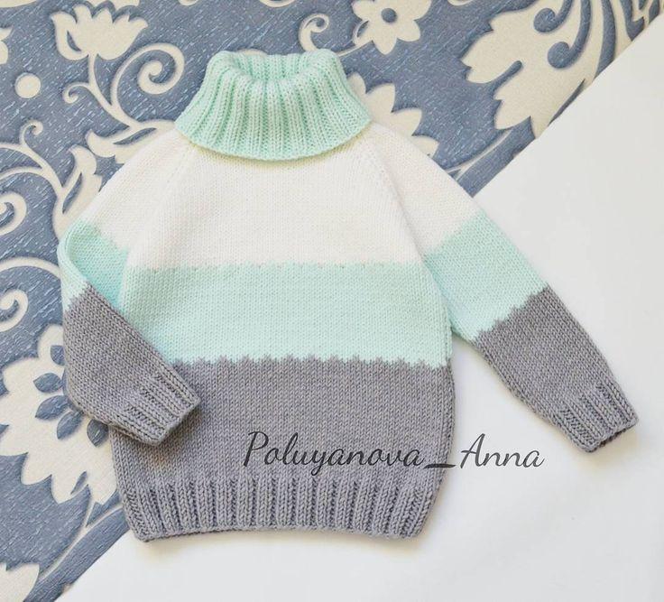 Доброе утро !!!!! Ох ,уж этот праздник , ёлки ,подготовка !!! Вот отвлеклась на денек и связала последний в этом году детский свитерок :)в наличии , 100% мериносовая шерсть #poluyanova_anna_вналичии #вязаниедетям #вязаниеспицами #вязание #вяжутнетолькобабушки #вяжу #вяжемдетям #i_loveknitting #knitting_inspire #knitting #благовещенск
