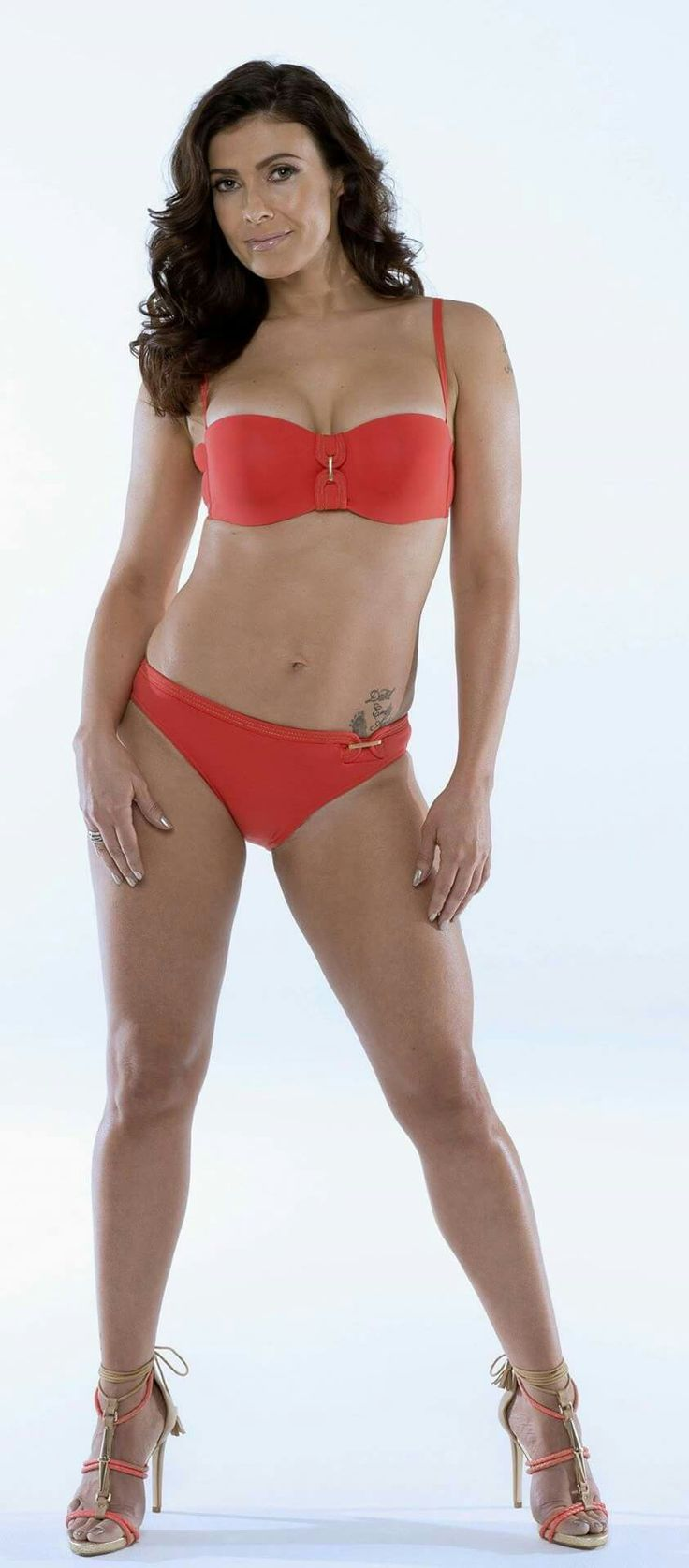 Great arse. Rosie coronation street bikini shots crap Another