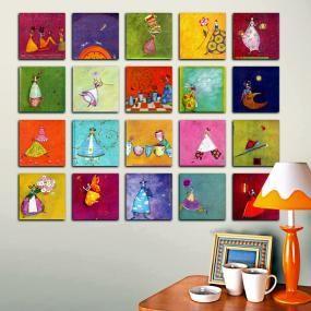 1000 images about quadri per bambini on pinterest - Quadri per cameretta ...
