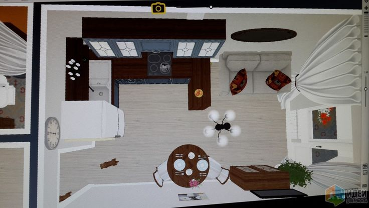 Большая или маленькая кухонная зона... функционал, простор и дизайн