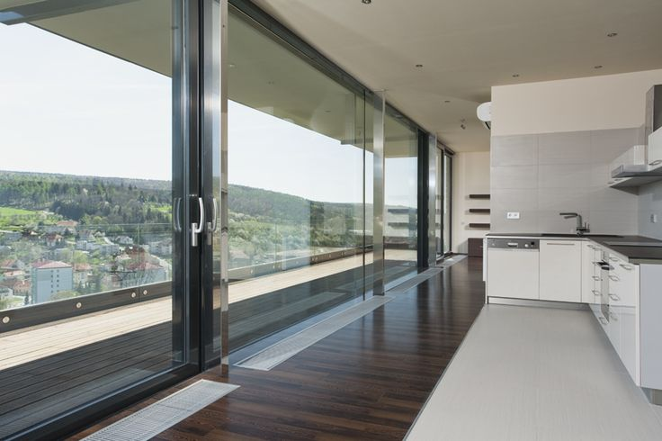 """Family houses 2012 """"Panorama and Perspectiva""""... - MARTINEK / ARCHITECT"""