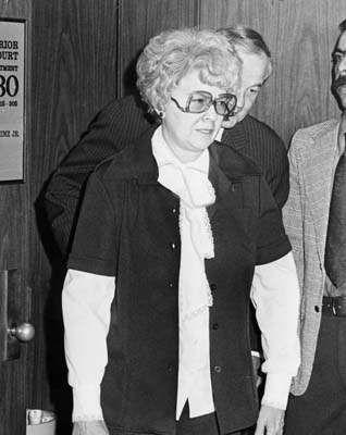 Jane Van Houten, Leslie Van Houten's mother