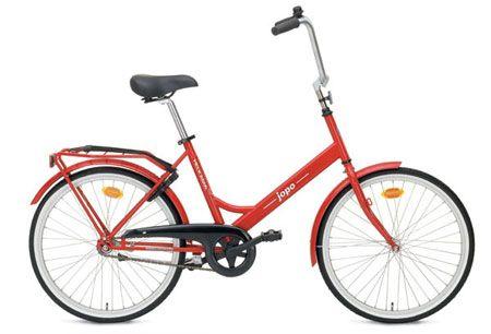 Helkama Jopo bicycle