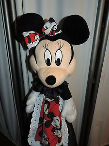 Minnie Mouse Doll Beautiful Vacuum Cleaner Cover Vacuum
