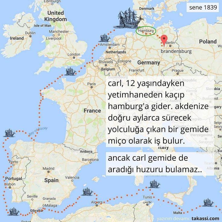 yazının devamı: http://takassi.com/sans #hamburg #gemi #akdeniz #mico #carldetroit #takassi